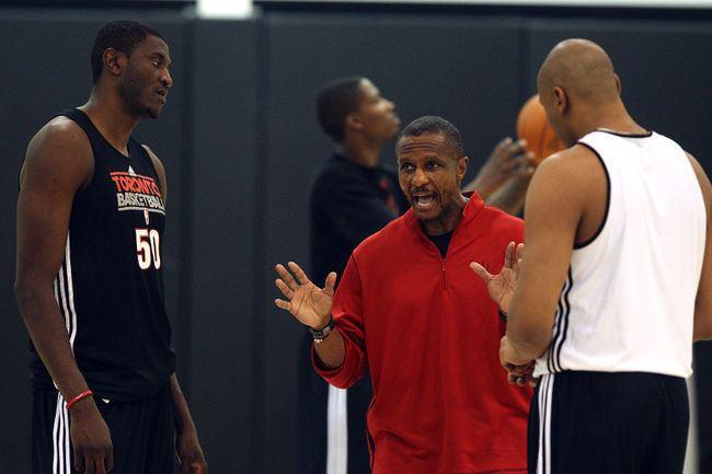 Solomon Alabi Alabi in tough with Raptors Basketball Sports Toronto Sun