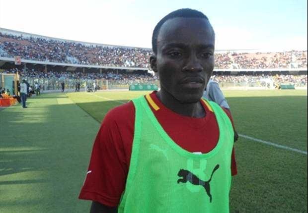 Solomon Asante TP Mazembe ready to woo Berekum Chelsea39s Solomon Asante