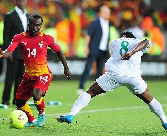 Solomon Asante TP Mazembe looking to offer diminutive winger Solomon
