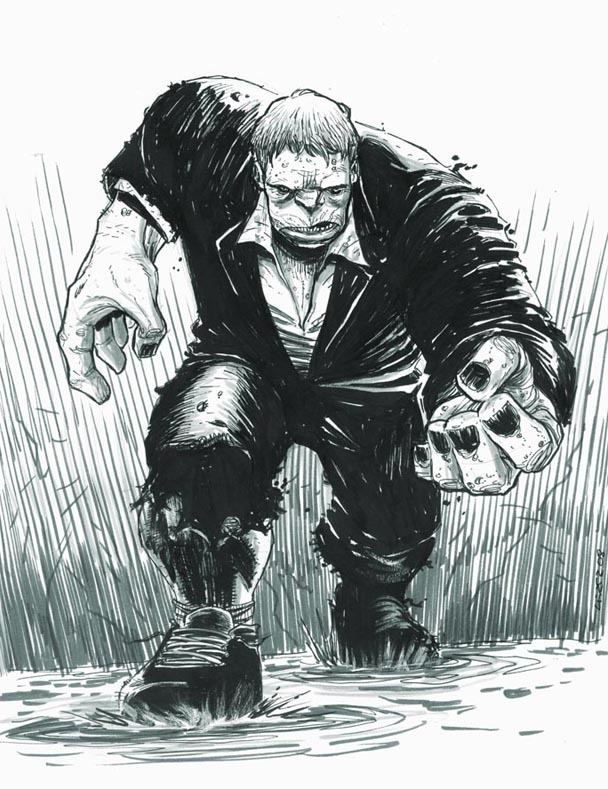 Solomon Grundy (comics) 1000 images about Solomon Grundy on Pinterest L39wren scott Dc
