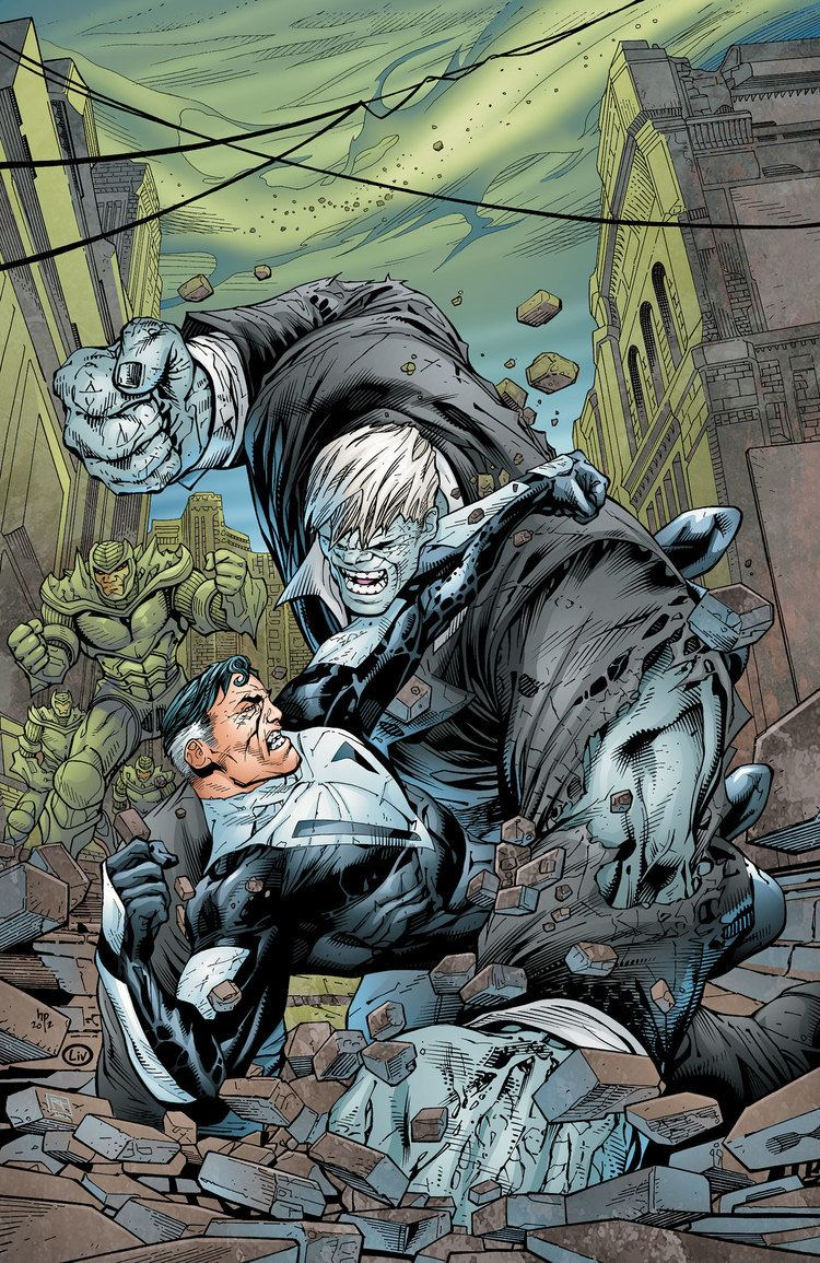 Solomon Grundy (comics) Solomon Grundy screenshots images and pictures Comic Vine