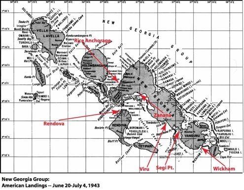 Solomon Islands campaign - Alchetron, the free social
