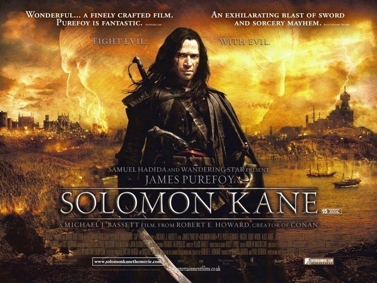 Solomon Kane 10 Best images about Solomon Kane on Pinterest Official trailer