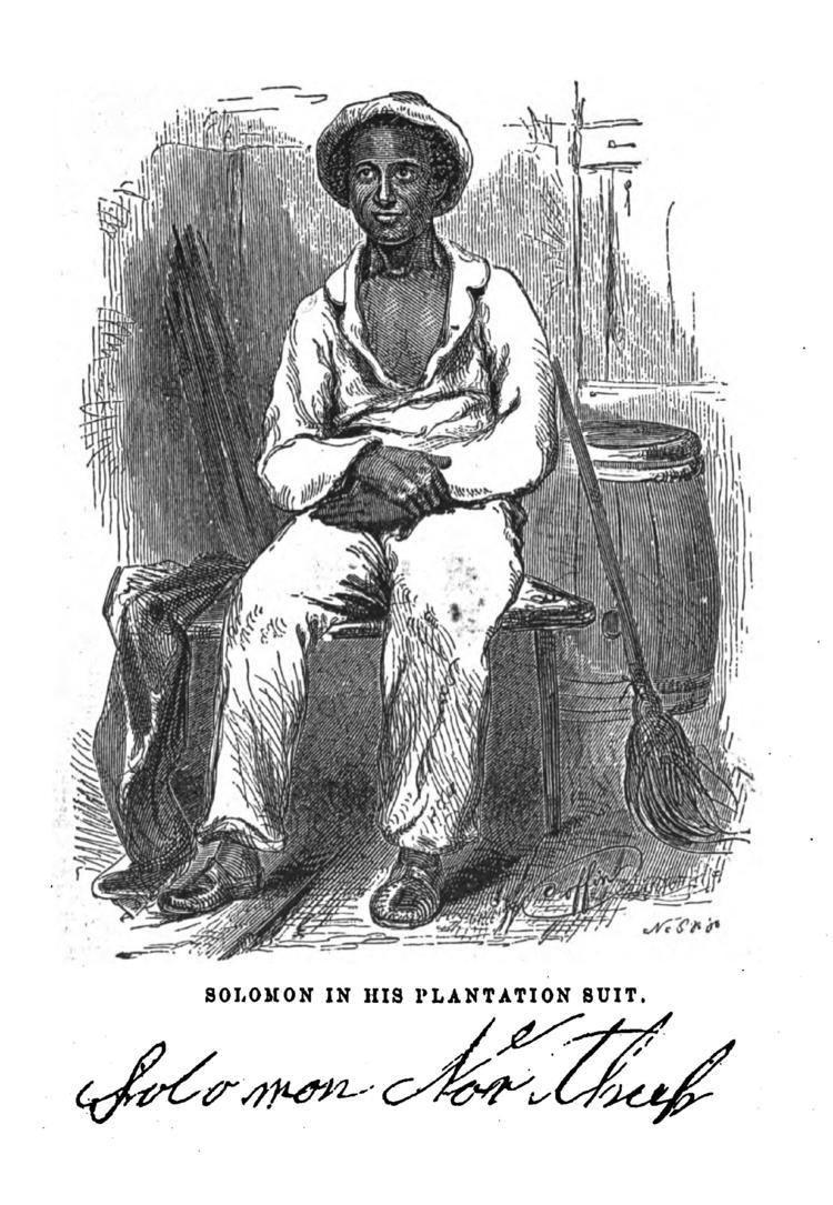 Solomon Northup Solomon Northup Wikipedia the free encyclopedia