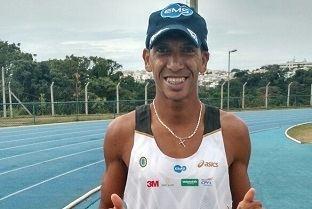 Solonei da Silva Solonei Rocha da Silva confirmado no Rio 2016 Esporte Alternativo