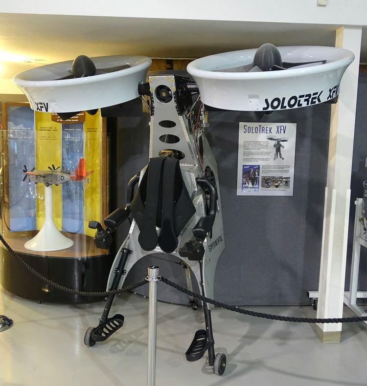 SoloTrek XFV FileSoloTrek XFV Trek Aerospace Inc c 2001 Hiller Aviation