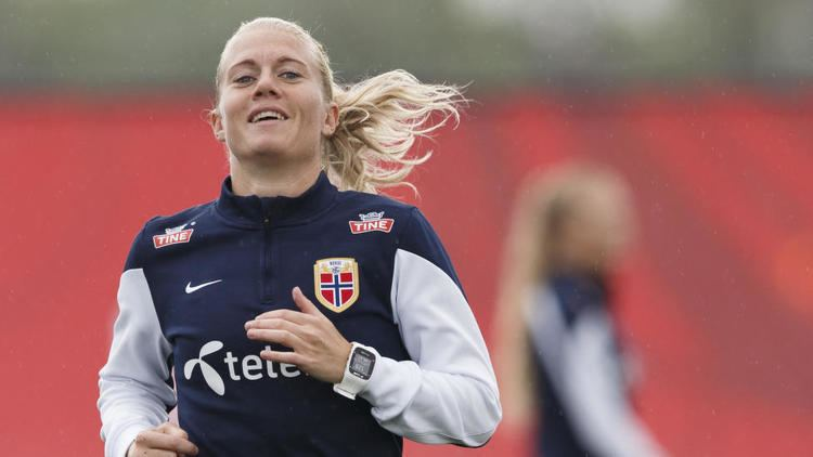 Solveig Gulbrandsen Solveig Gulbrandsen vraket til Tysklandkamp sport