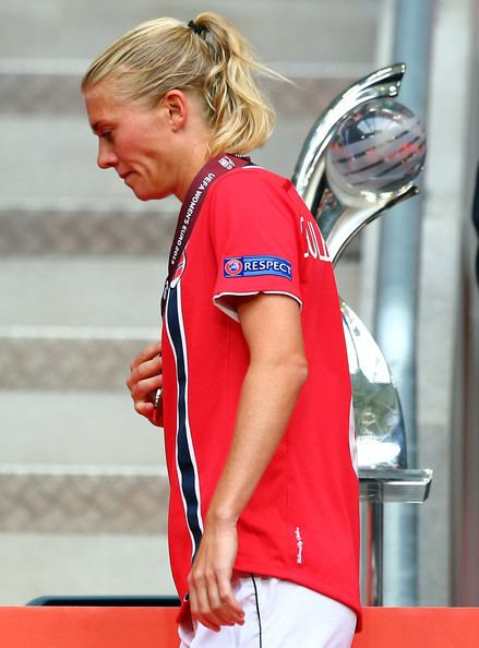 Solveig Gulbrandsen Solveig Gulbrandsen Photos Germany v Norway UEFA