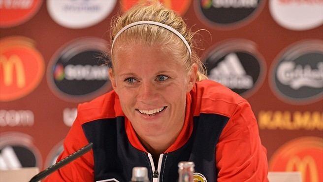 Solveig Gulbrandsen Solveig Gulbrandsen Norway UEFA Women39s EURO nav