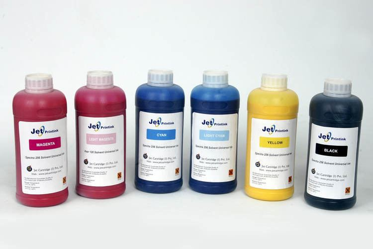 Solvent Solvent vs Water Based Printing