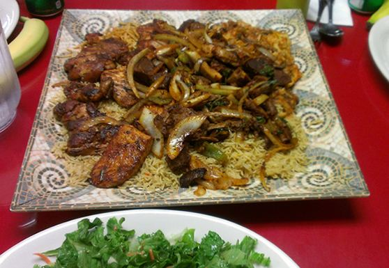 Somali cuisine An evening39s introduction to Somali cuisine The World In My Backyard