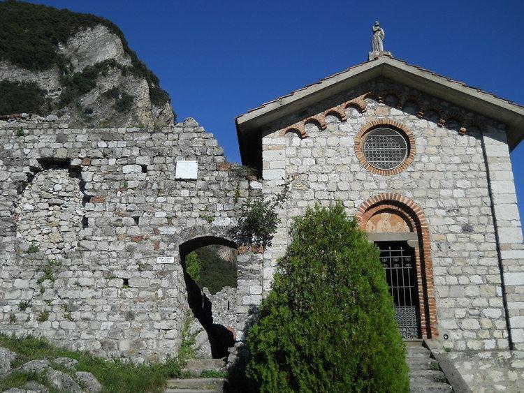 Somasca FileSomasca cappella SAmbrogio alla RoccaJPG Wikimedia Commons