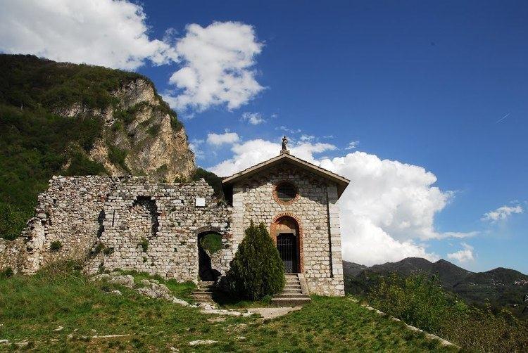 Somasca Panoramio Photo of Somasca Santuario di San Gerolamo La Rocca dell
