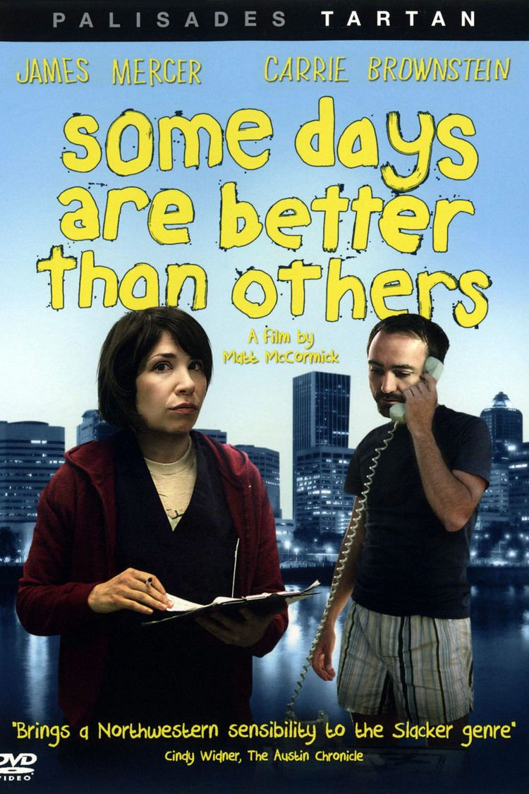 Some Days Are Better Than Others (film) wwwgstaticcomtvthumbdvdboxart8172198p817219
