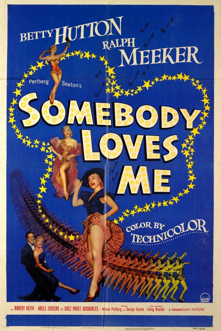 Somebody Loves Me (film) wwwgstaticcomtvthumbmovieposters1376p1376p