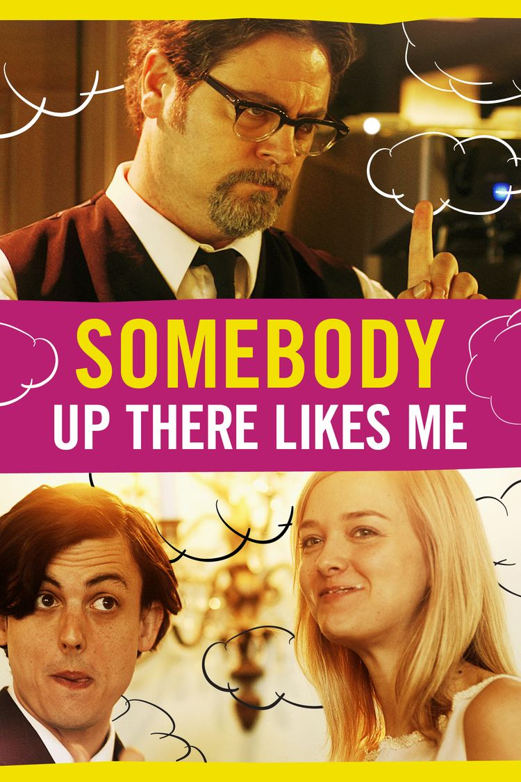 Somebody Up There Likes Me (2012 film) Somebody Up There Likes Me New Video Digital Cinedigm Entertainment