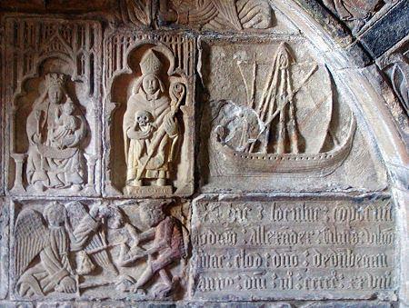Somerled Somerled Biography on Undiscovered Scotland