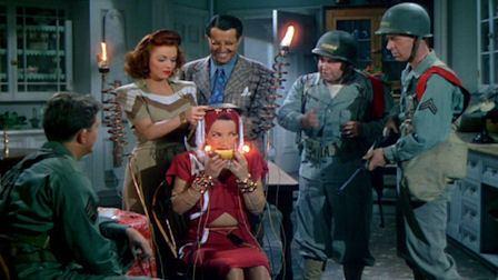 Something for the Boys (film) Something for the Boys 1944 MUBI