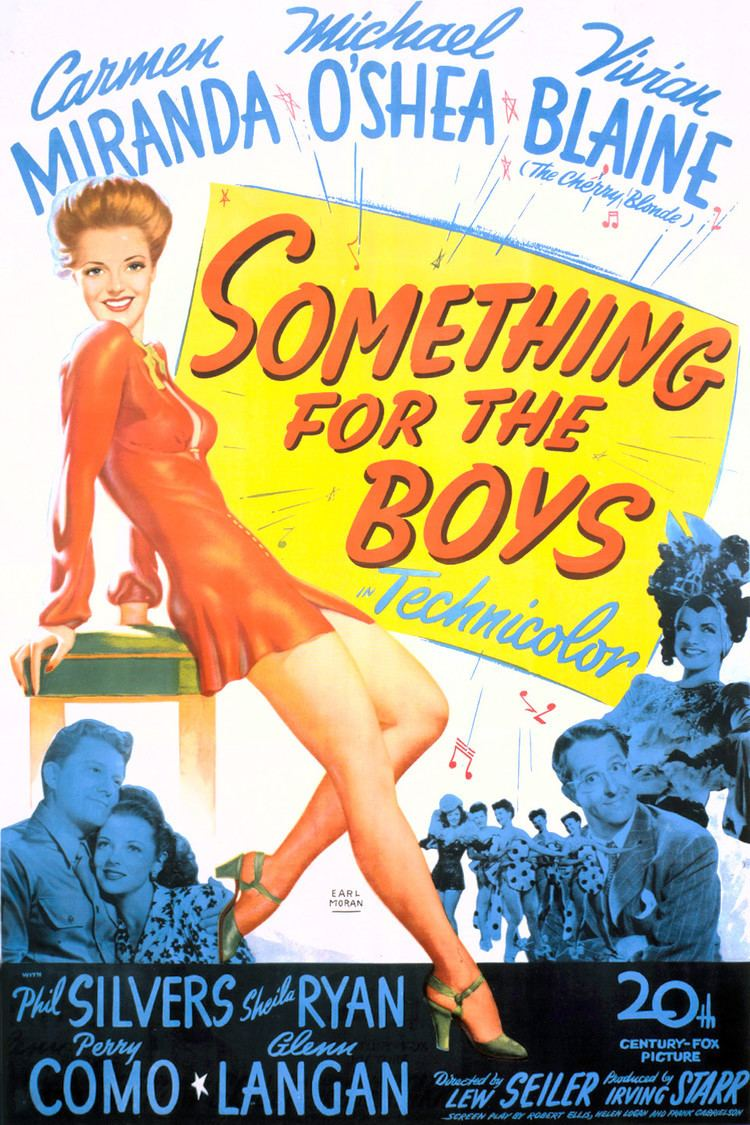 Something for the Boys (film) wwwgstaticcomtvthumbmovieposters11663p11663