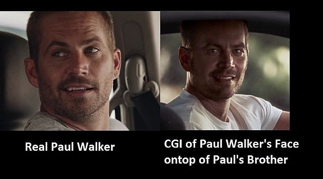 Something the Lord Made movie scenes  respect to a fallen costar in the best way possible What do you think Do you see the difference or would you have noticed while in the theatre