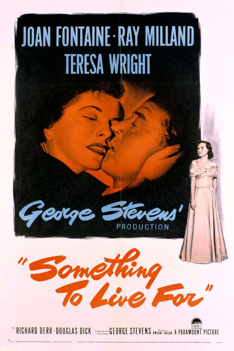 Something to Live For (film) wwwgstaticcomtvthumbmovieposters48141p48141