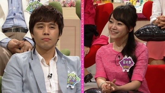 Son Jun-ho (actor) Musical Actress Kim So Hyun and Her Husband Wore Makeup for the
