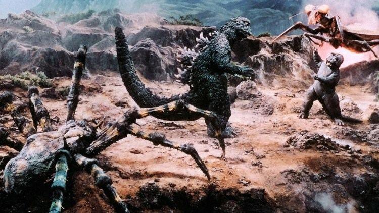 Son of Godzilla Monster Movie Reviews Son of Godzilla 1967 YouTube