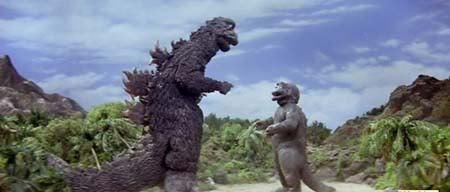 Son of Godzilla The Realm of Ryan Movie Review Son of Godzilla