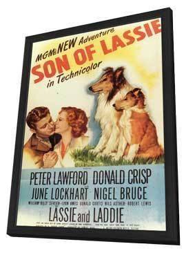 Son of Lassie Son of Lassie Movie Posters From Movie Poster Shop