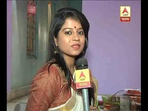 Sonali Chowdhury Sonali Chowdhurys preparation for lakshmipujo YouTube