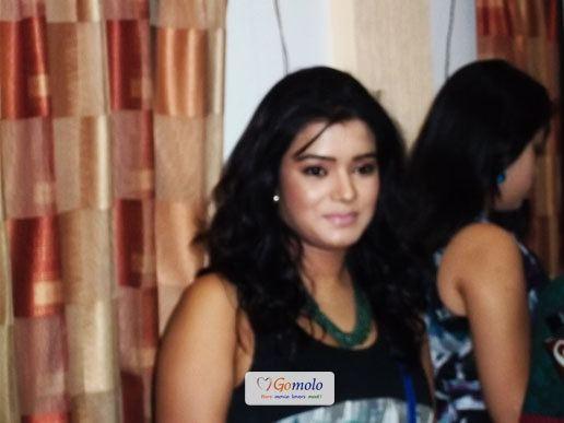 Sonali Chowdhury Sonali Chowdhury at 808 Er Bongaon Local Bengali movie music