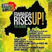 Song for Africa – Rwanda: Rises Up! httpsuploadwikimediaorgwikipediaenthumb6