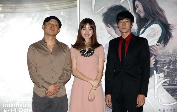 Song Il-gon Han HyoJoo and Song IlGon Photos Busan International