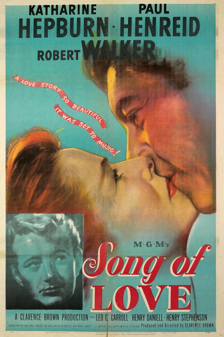 Song of Love (1947 film) wwwgstaticcomtvthumbmovieposters2124p2124p