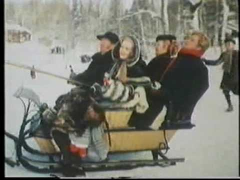 Song of Norway (film) Sleigh ride from Song of Norway YouTube