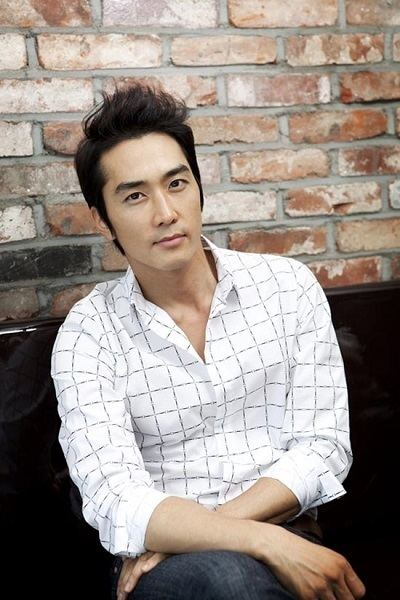 Song Seung-heon Song Seung Hun Korean Actor Actress
