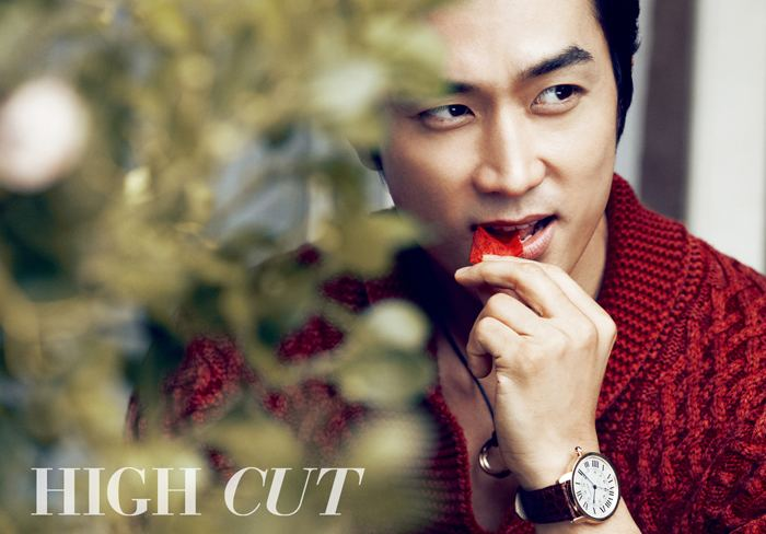 Song Seung-heon Actor Song Seung Hun is Devilishly Handsome and Talks Marriage in