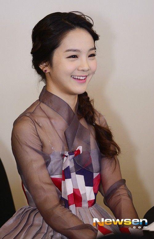 Song So-hee Song SoHee in Hanbok