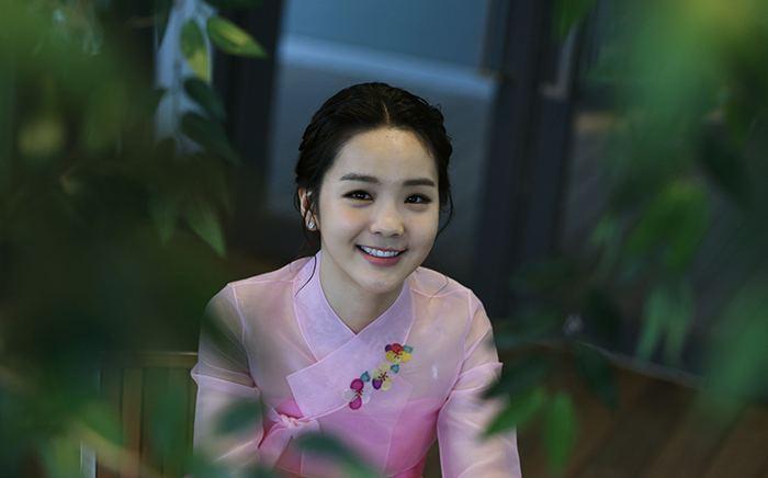 Song So-hee Gugak star Song Sohee 39Gugak is my destiny39 Koreanet