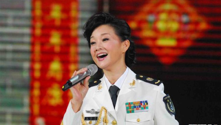 Song Zuying Sensitive Rumors on PLA Singer Song Zuying More China Digital