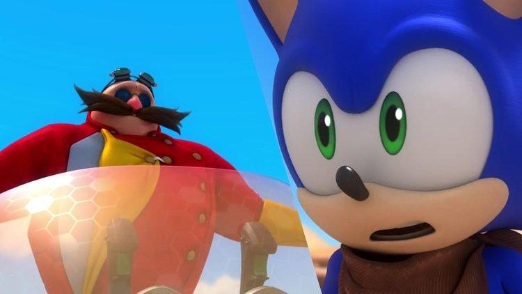 Sonic Boom (TV series) - Alchetron, The Free Social Encyclopedia