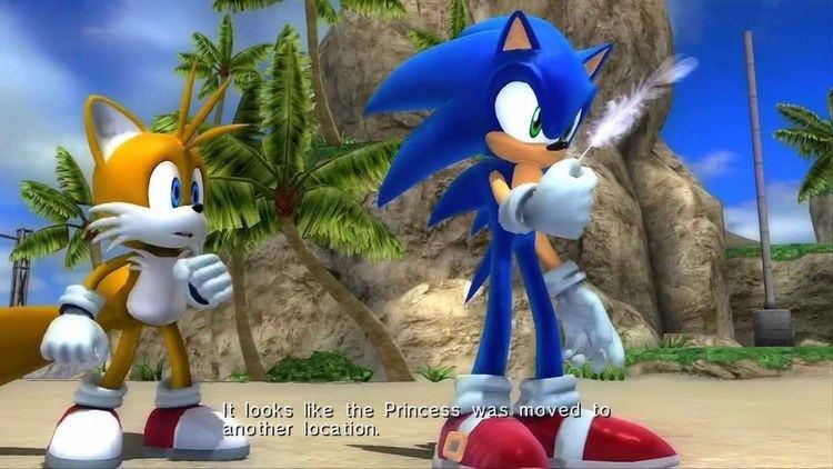 Sonic The Hedgehog 2006 Video Game Alchetron The Free Social Encyclopedia