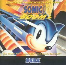Sonic the Hedgehog Boom: The Music from Sonic CD and Sonic Spinball