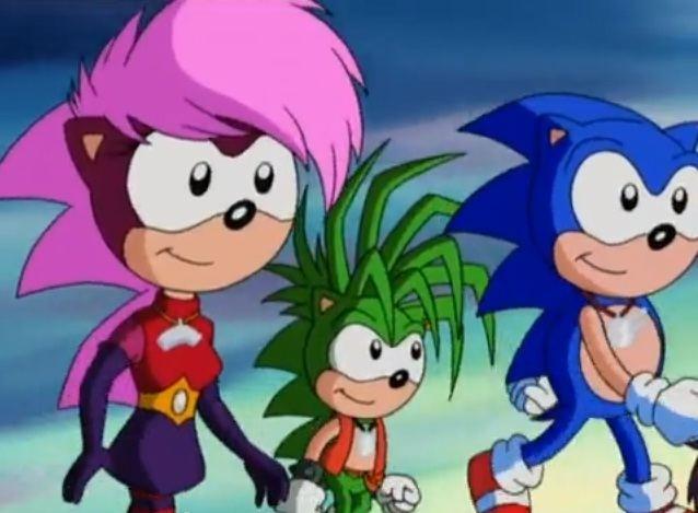 Sonic Underground Alchetron The Free Social Encyclopedia