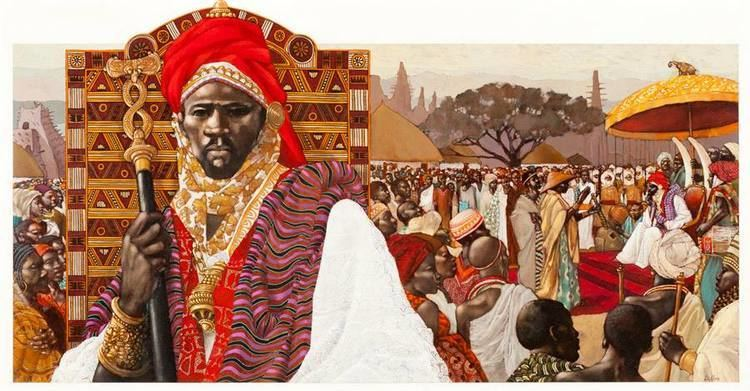 Sonni Ali Sunni Ali Ber the founder of the Songhai empire