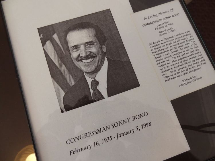 Sonny Bono John Herzig TolandHerzig Famous Endings Remembering Salvatore