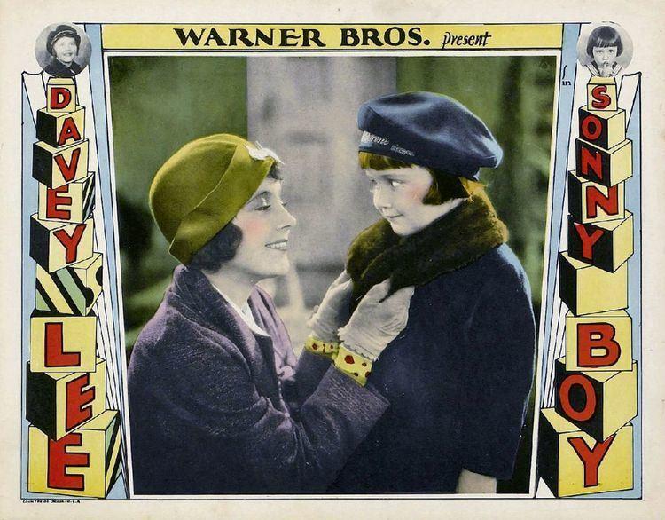 Sonny Boy (1929 film) Sonny Boy 1929 film Wikipedia
