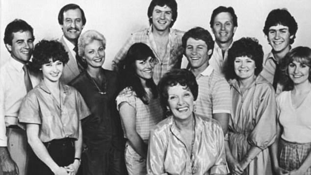 The casts of Sons and Daughters (1982 Australian TV series)