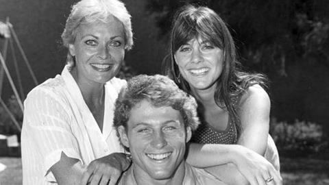 Rowena Wallace, Peter Phelps, and Ally Fowler smiling together