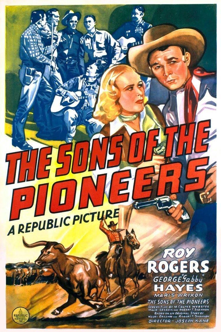 Sons of the Pioneers (film) wwwgstaticcomtvthumbmovieposters43202p43202